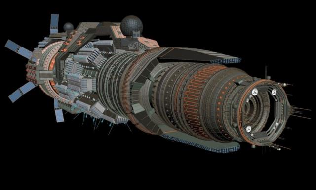 WIP Babylon 6 Rebuild 10