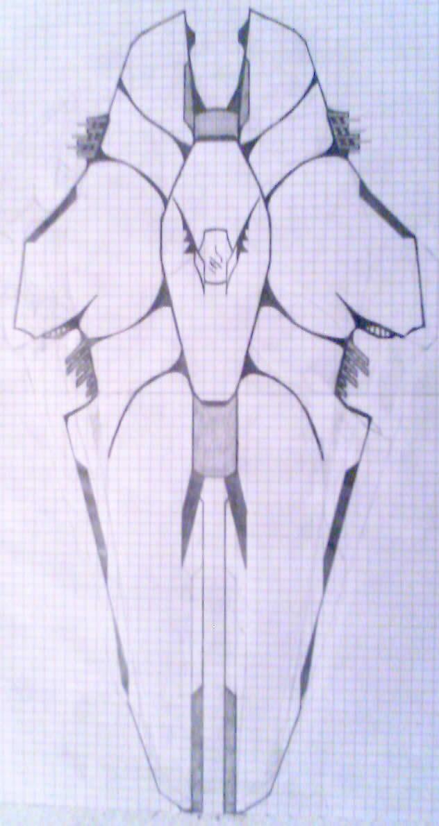 narn cruiser concept