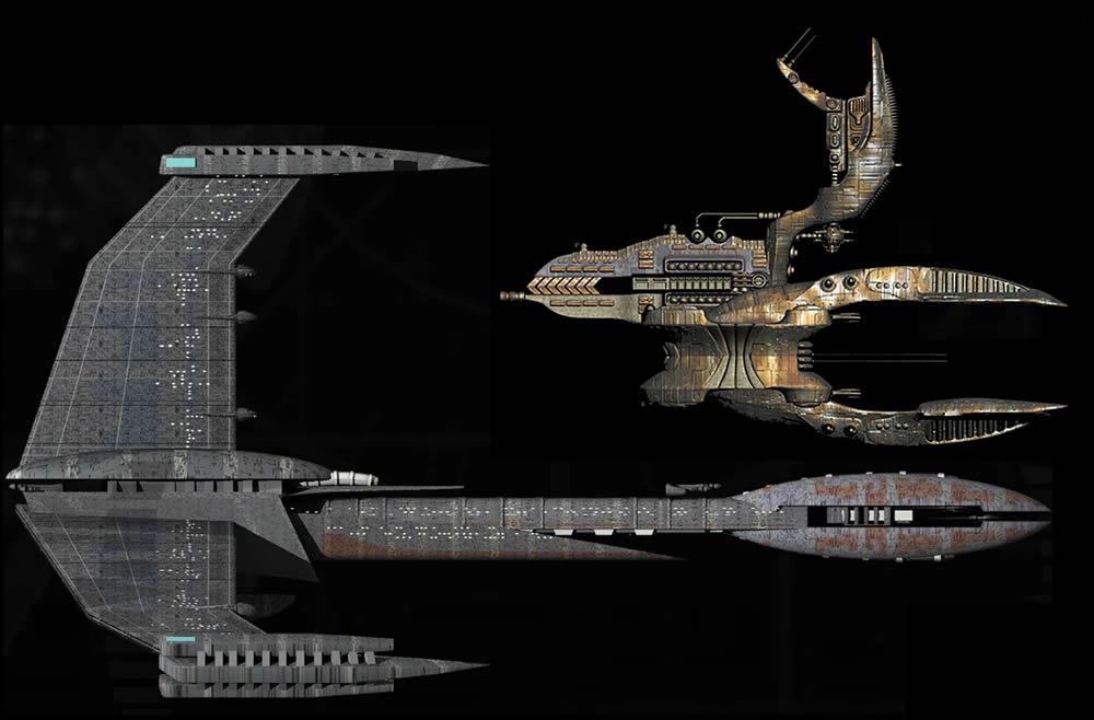 Центурион и линкор Агрессора-2338