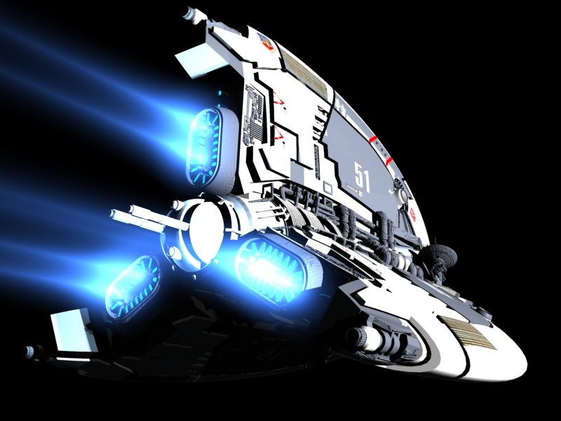 """Новый истребитель """"Звёздный молот"""""""